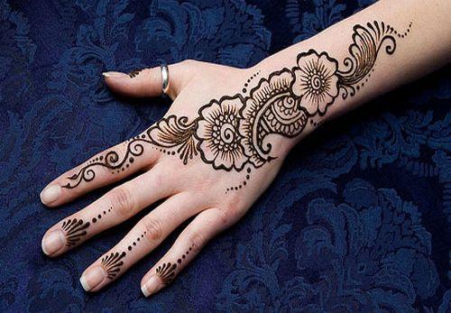 Henna ruce